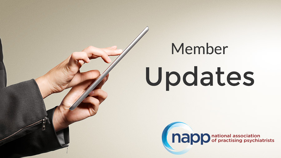 Member Updates - About NAPP