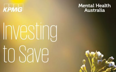 The Economic Benefits for Australia of Investment in Mental Health Reform