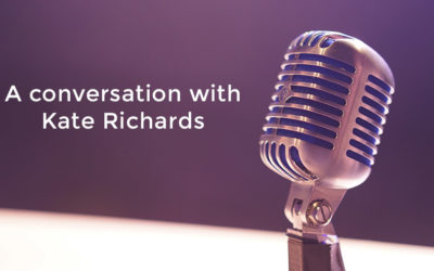 A conversation with Kate Richards -Take Care